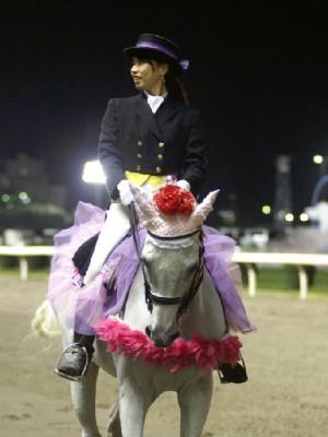 川崎競馬の誘導馬 9月開催 重賞Ver ユーちゃん2