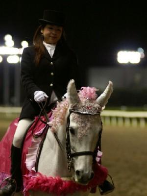 川崎競馬場の誘導馬 4月特別Ver 2