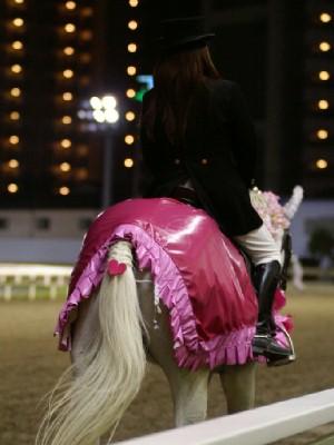 川崎競馬場の誘導馬 4月特別Ver 3
