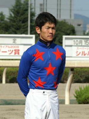 戸崎圭太騎手