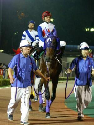 笠松競馬代表 東川公則騎手