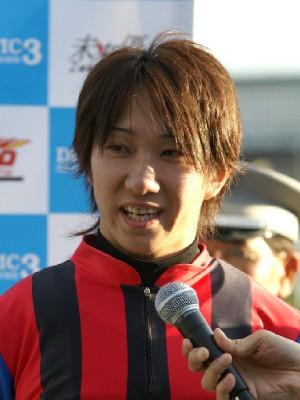 第2戦シルバーホイップ賞優勝 吉原寛人騎手 2