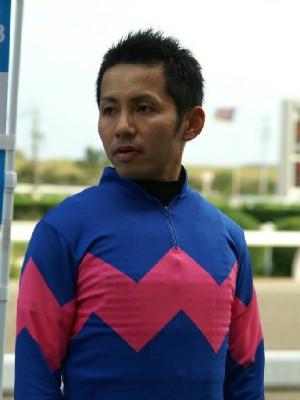 表彰式 坂井英光騎手1